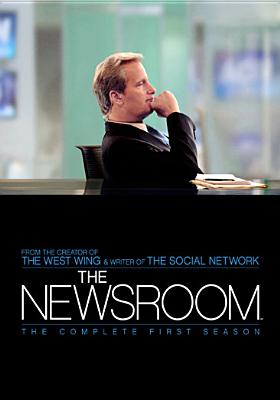 NEWSROOM:COMPLETE FIRST SEASON BY NEWSROOM (DVD)